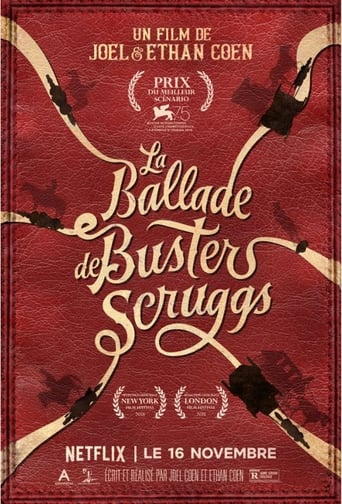 Watch Full La Ballade de Buster Scruggs