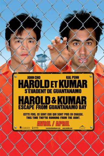 Harold et Kumar s'vadent de Guantanamo