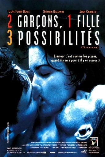 Watch Full 2 garçons, 1 fille, 3 possibilités