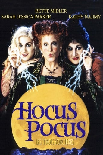 Hocus Pocus: Les trois sorcires