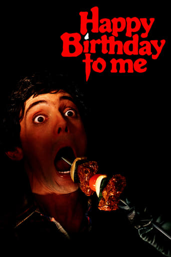 Happy Birthday to Me