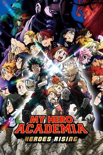 Watch My Hero Academia: Heroes Rising Online