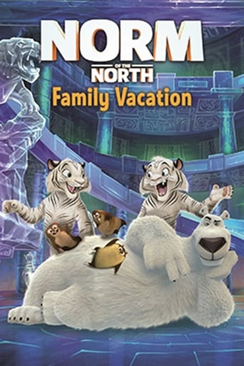 Norm of the North : Family Vacation