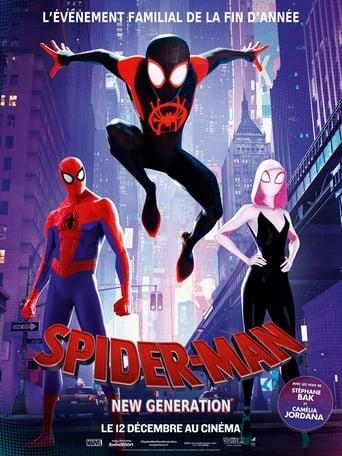 Watch Full Spider-Man : New Generation