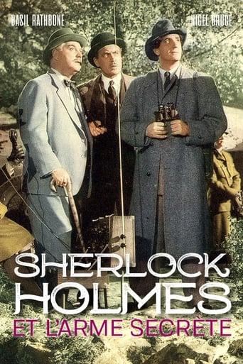 Sherlock Holmes et l'Arme secrte