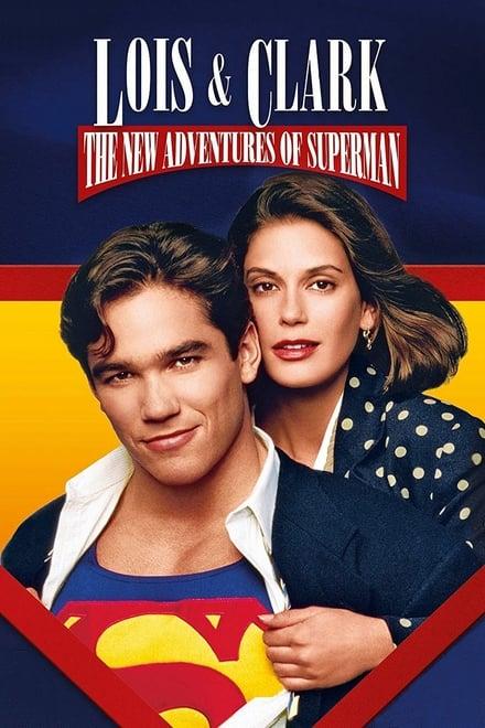 Watch Lois & Clark: The New Adventures of Superman Season 1 Episode 1 - Pilot