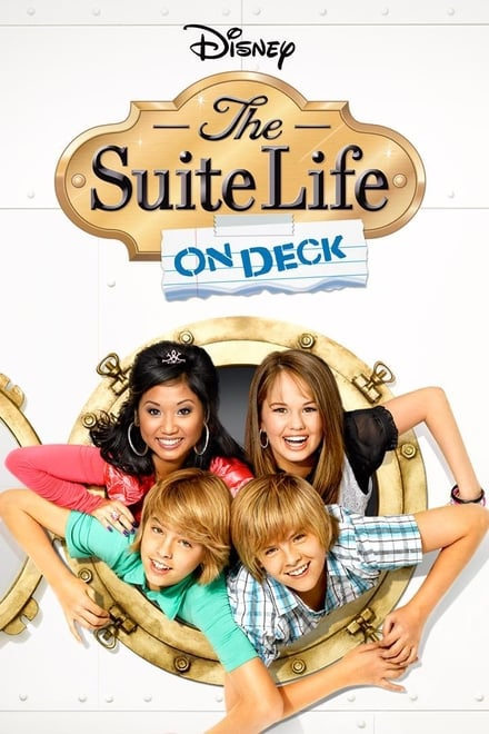 Watch The Suite Life on Deck Season 1 Episode 1 - The Suite Life Sets Sail
