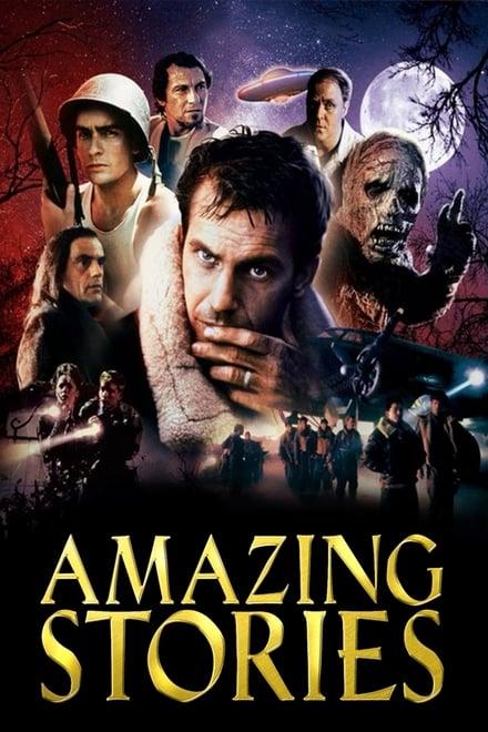 Watch Amazing Stories Season 1 Episode 1 - Ghost Train