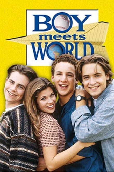 Watch Boy Meets World Season 1 Episode 1 - Pilot