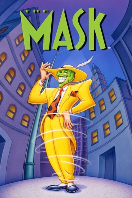 Watch The Mask: Animated Series Season 1 Episode 1 - The Mask is Always Greener on the Other Side (1)