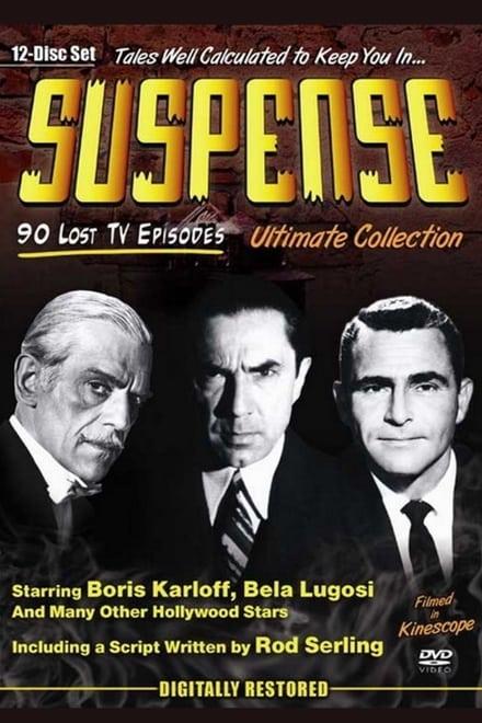 Watch Suspense Season 1 Episode 1 - Goodbye New York