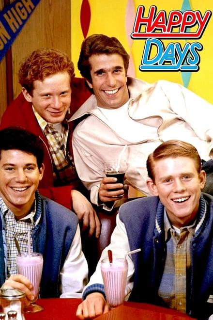 Watch Happy Days Season 1 Episode 1 - All the Way