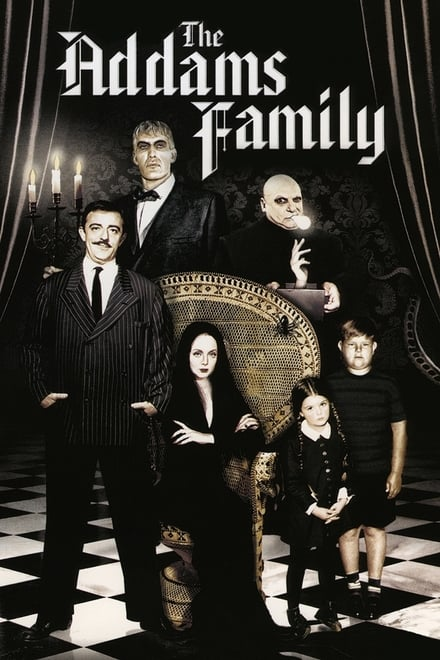 Watch The Addams Family Season 1 Episode 1 - The Addams Family Goes to School
