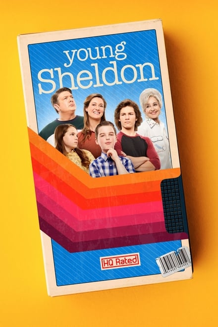 Watch Young Sheldon Season 1 Episode 18 - A Mother, A Child, and a Blue Man's Backside