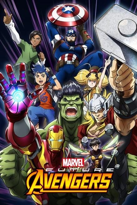 Watch Marvel's Future Avengers Season 1 Episode 1 - Destroy the Avengers