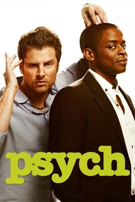 Watch Psych Season 1 Episode 1 - Pilot