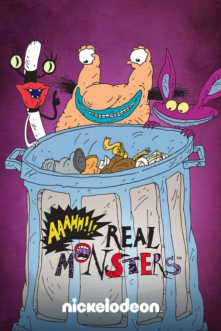 Watch Aaahh!!! Real Monsters Season 1 Episode 1 - The Switching Hour