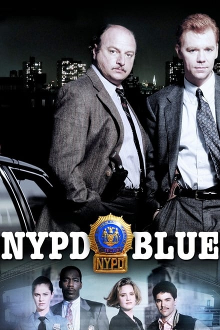 Watch NYPD Blue Season 1 Episode 1 - Pilot