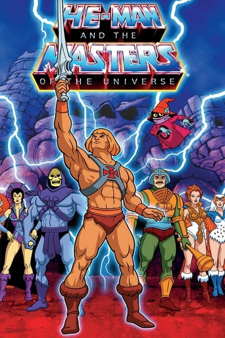 Watch He-Man and the Masters of the Universe Season 1 Episode 1 - Diamond Ray of Disappearance