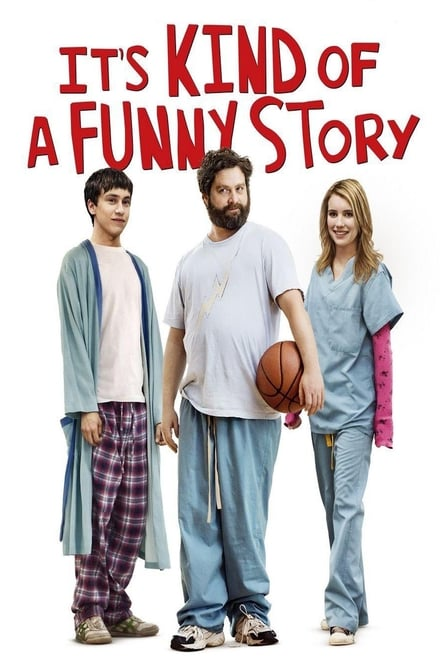 Watch It's Kind of a Funny Story Online Free