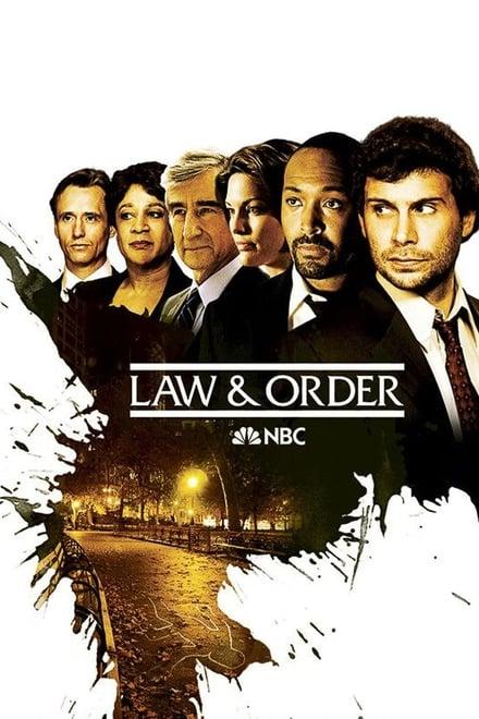 Watch Law & Order Season 1 Episode 1 - Prescription For Death
