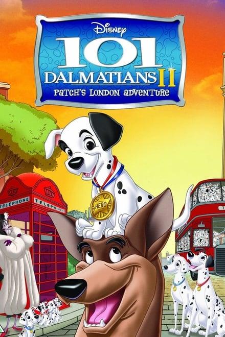 Watch 101 Dalmatians II: Patch's London Adventure Online Free