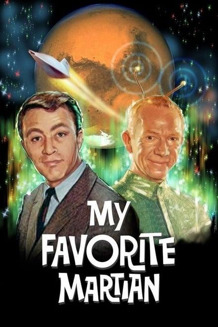 Watch My Favorite Martian Season 1 Episode 1 - My Favorite Martin