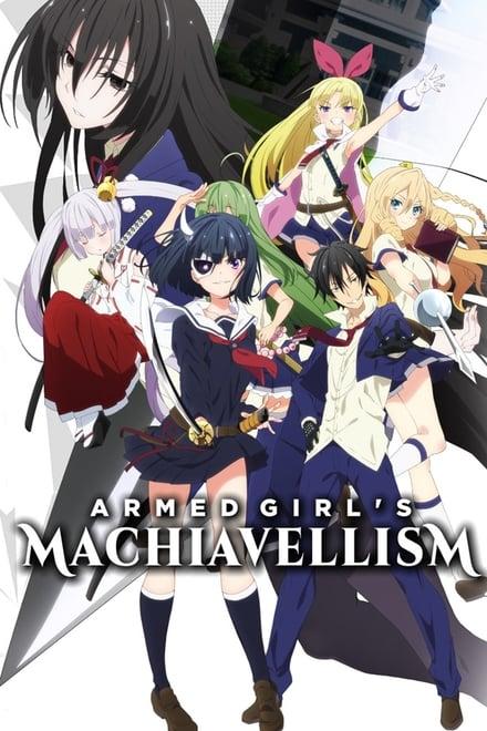 Watch Armed Girl's Machiavellism Season 1 Episode 1 - The Magnificent Blade, Rin Onigawara