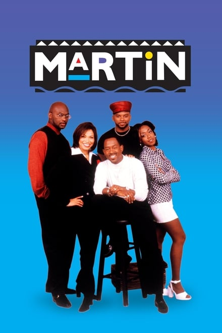 Watch Martin Season 1 Episode 1 - Beauty and the Beast