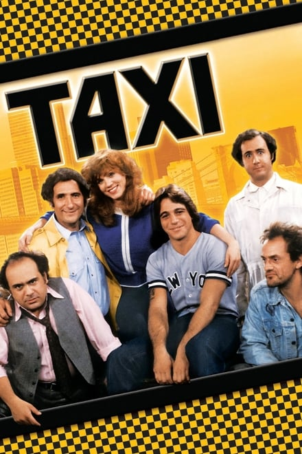 Watch Taxi Season 1 Episode 1 - Like Father, Like Daughter