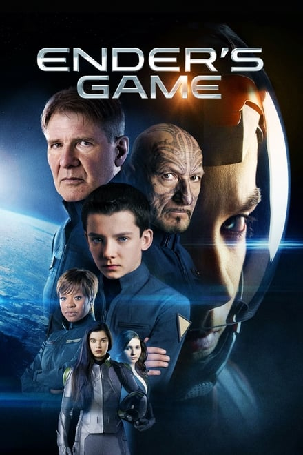 Watch Ender's Game Online Free