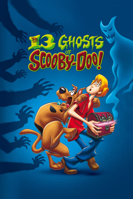 Watch The 13 Ghosts of Scooby-Doo Season 1 Episode 1 - To All the Ghouls I've Loved Before