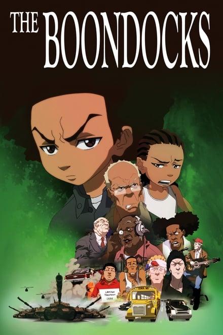 Watch The Boondocks Season 1 Episode 10 - The Itis