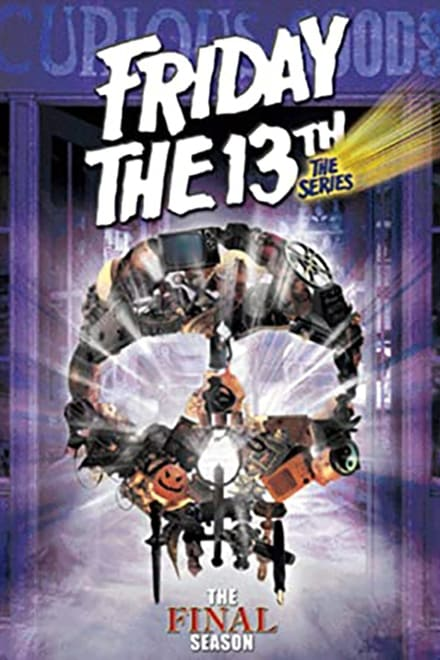 Watch Friday the 13th: The Series Season 1 Episode 1 - The Inheritance