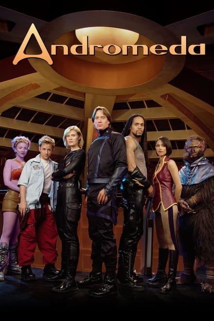 Watch Andromeda Season 1 Episode 1 - Under the Night (1)