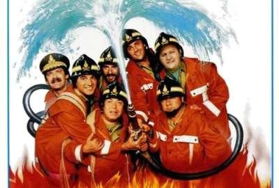 I pompieri streaming