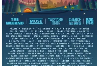 Muse at Firefly Music Festival 2017 streaming