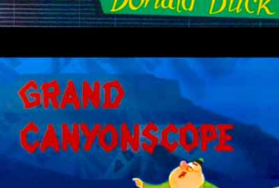 Donald visite le Grand Canyon streaming