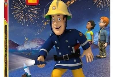 Sam le Pompier - Le feu d'artifice streaming