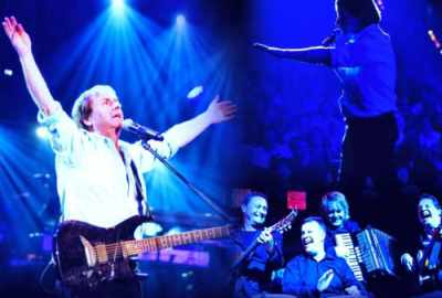 Chris de Burgh And Band Footsteps - Live In Concert streaming