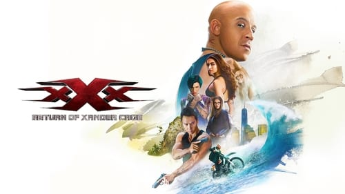 Backdrop Movie xXx: Return of Xander Cage 2017