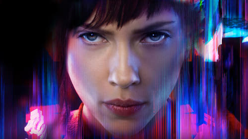 Backdrop Movie Ghost in the Shell 2017