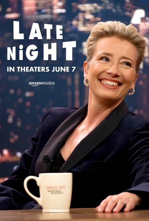 Watch Late Night 2019 Full HD Movie