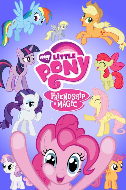 mlp friendship is magic season 8 episode 1