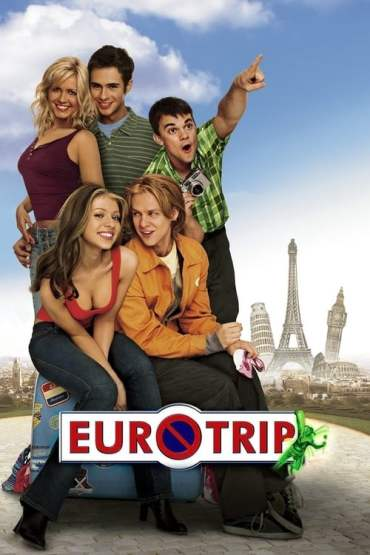Download Euro Trip (2004) Unrated Dual Audio (Hindi-English) 720p [1GB] || 1080p [2GB]