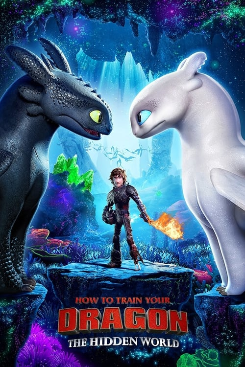 How to Train Your Dragon: The Hidden World