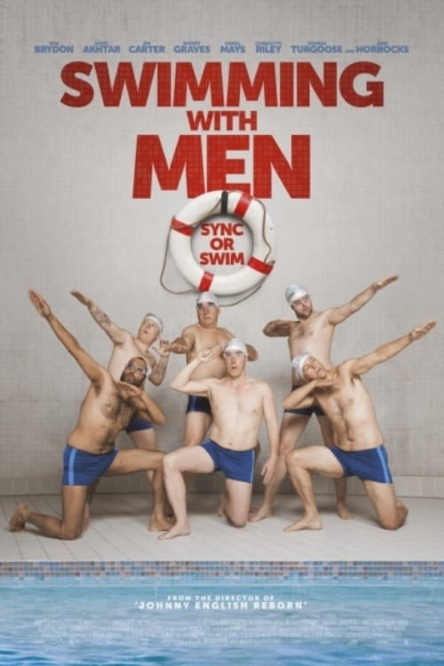 Swimming with  Men ~2018