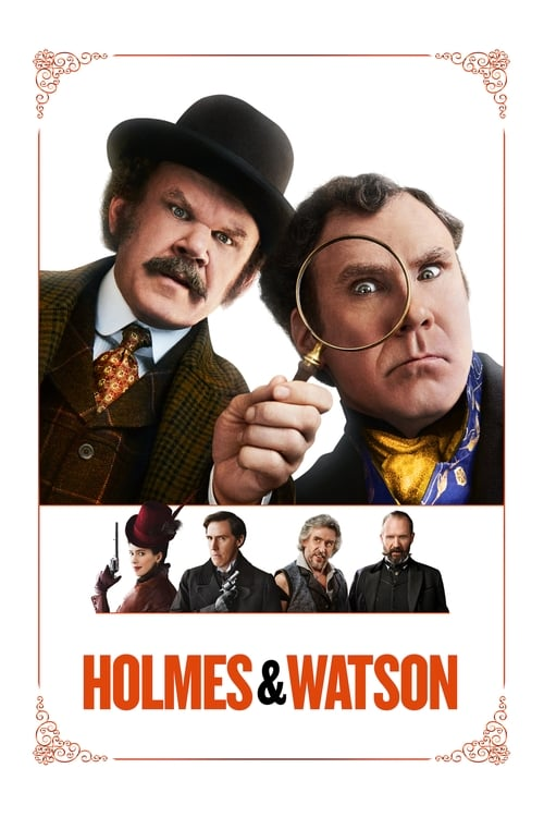 watch holmes and watson 2018 online free putlockers