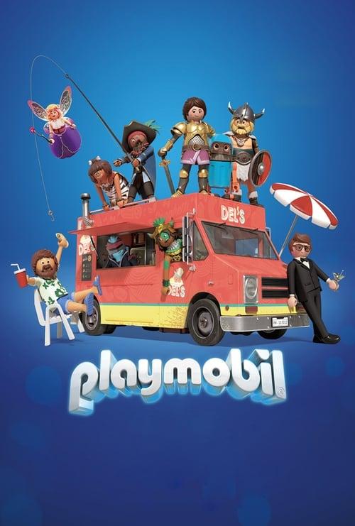 Watch Playmobil: The Movie 2019 UHD 720p