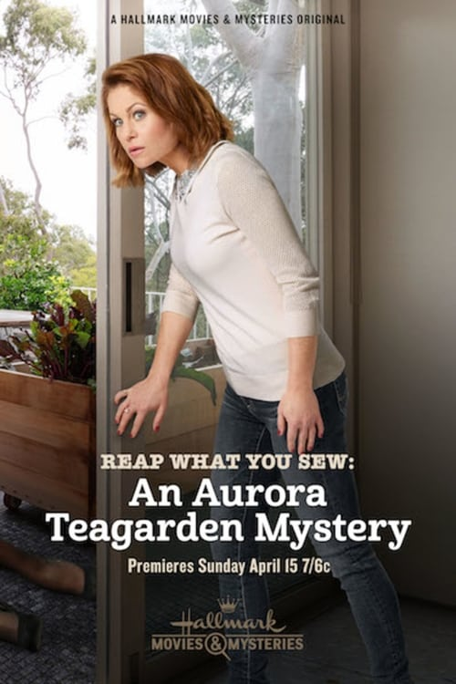 Reap What You Sew: An Aurora Teagarden Mystery (2018)